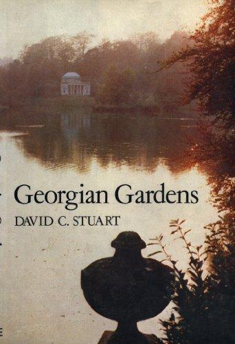 9780709172215: Georgian Gardens
