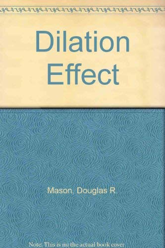 9780709180678: Dilation Effect
