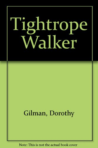 9780709180845: Tightrope Walker