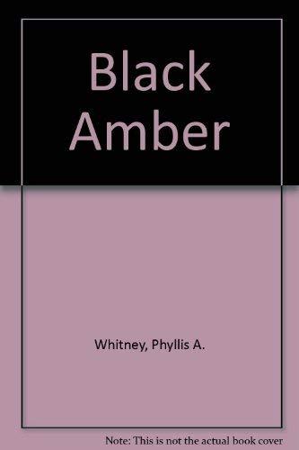 9780709182689: Black Amber