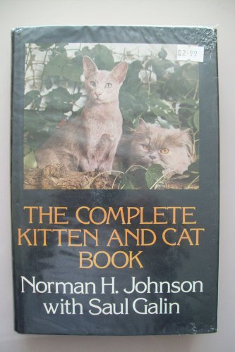 9780709183570: Complete Kitten and Cat Book