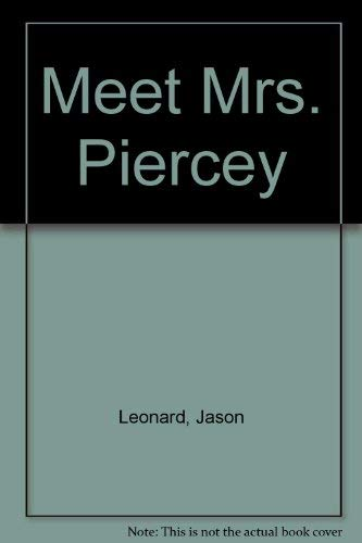9780709185246: Meet Mrs. Piercey
