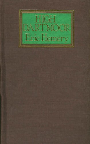 9780709188599: High Dartmoor: Land and People