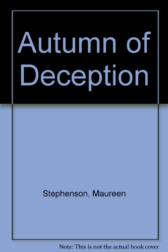 9780709195009: Autumn of Deception