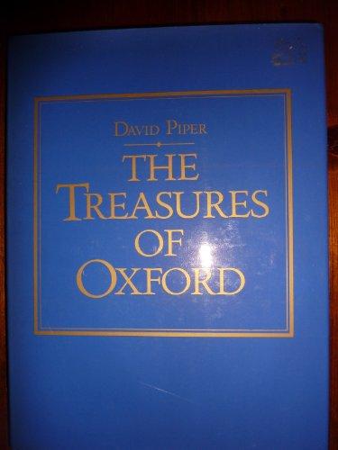 9780709209782: Treasures of Oxford