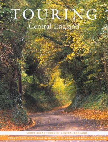 9780709582816: Touring Central England: Short Break Tours of Central England