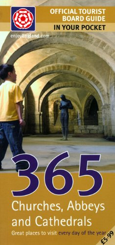 9780709584261: 365 Churches, Abbeys and Cathedrals (In Your Pocket)