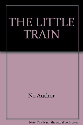 THE Little Train Pop up Book Brown: V Kubasta: