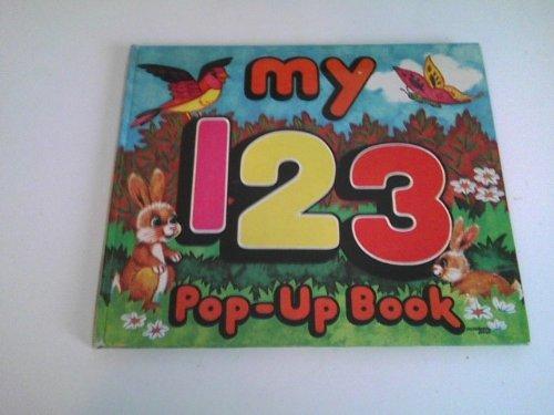 9780709703143: My 123 Pop-up Book