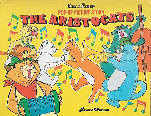 9780709703693: THE ARISTOCATS POP-UP PICTURE STORY