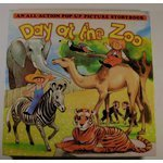 Day at the Zoo (An All-Action Pop-Up Picture Storybook): Author, No