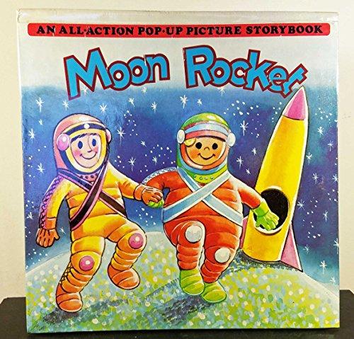Moon Rocket: An All-Action Pop-Up Picture Storybook.: KUBASTA, Vojtech (illustrator