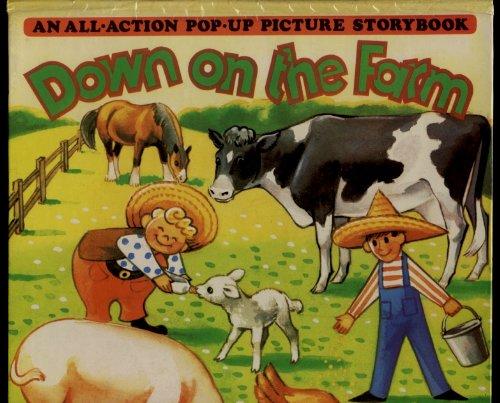 Down on the Farm: An All-Action Pop-Up: KUBASTA, Vojtech (illustrator