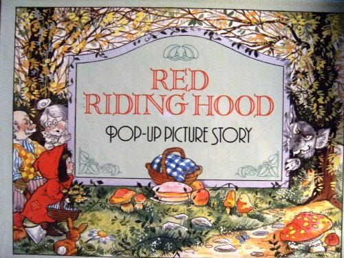 Red Riding Hood: Pop-up Picture Story