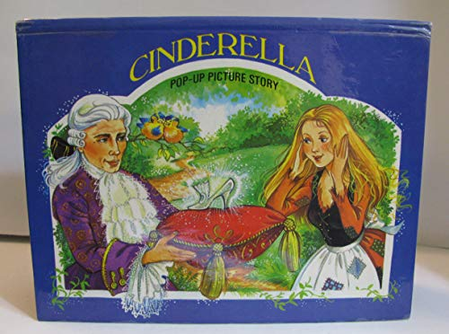 Cinderella (Pop Up Picture Story): Kubasta, V