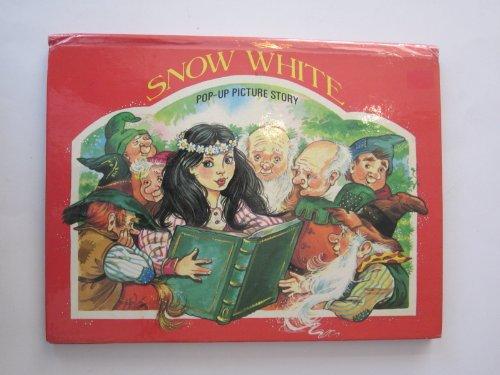 Snow White Pop-up Picture Book: Pamela Storey