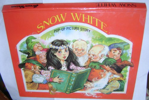 Snow White (Pop-Up Picture Story): No Author