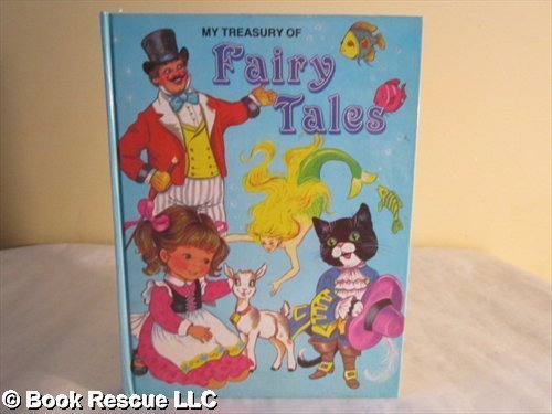9780709707134: My Treasury of Fairy Tales