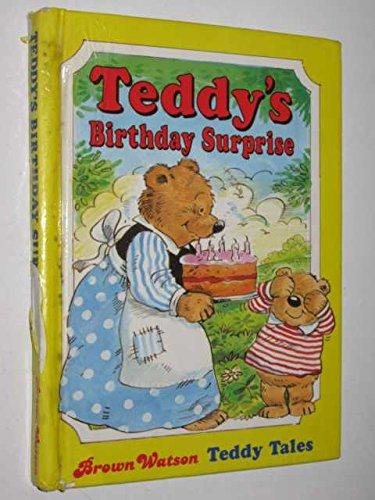 9780709709343: Teddy's Birthday Surprise