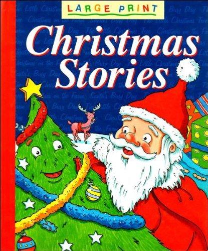 Christmas Stories (Large Print): Maureen Spurgeon