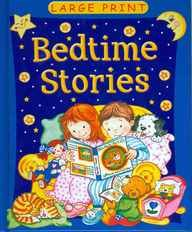 9780709713241: Large Print Bedtime Stories