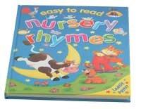 Easy to Read Nursery Rhymes (Large Print): unknown