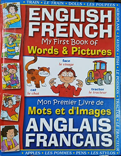 English/French: My First Book of Words & Pictures: Brown Watson