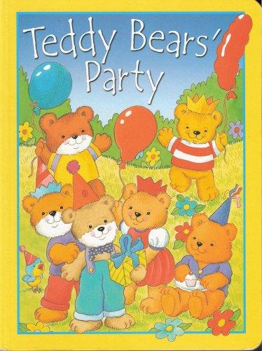 Teddy Bears' Party: Maureen Spurgeon
