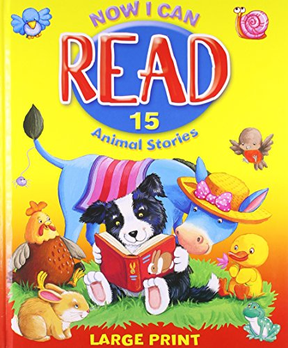 9780709714743: Now I Can Read 15 Animal Stories: 15 Animal Stories