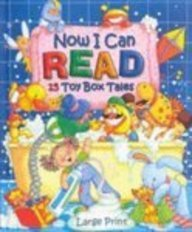 Now I Can Read 15 Toy Box: Maureen Spurgeon