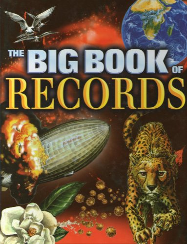 9780709715757: The Big Book of RECORDS