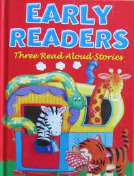 EARLY READERS: Three Read Aloud Stories: Gill Davies