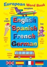 9780709719137: EUROPEAN WORD BOOK :ENGLISH, SPANISH FRENCH, GERMAN