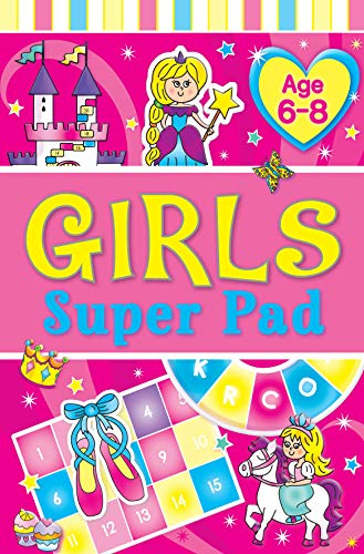 9780709719175: Activity Super Pad for Girls
