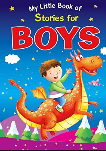 9780709720867: My Little Book of Stories for Boys