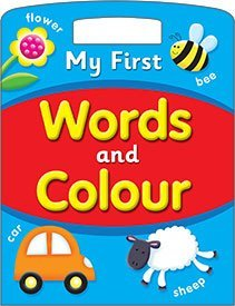9780709721604: My First Words And Colour