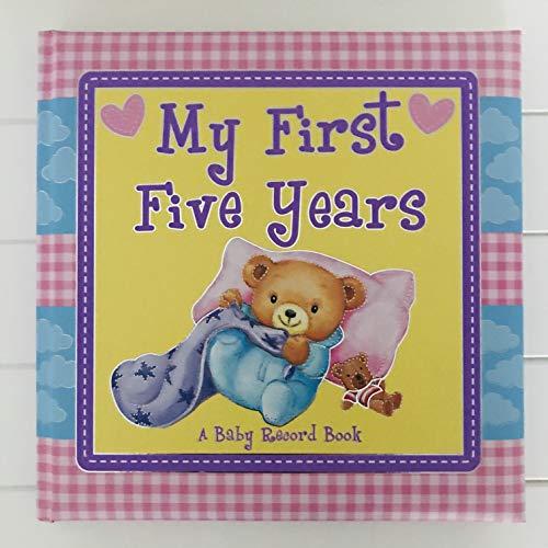 9780709721673: Mis Primeros Cinco Años Diario - Un Libro De Registro De Bebé