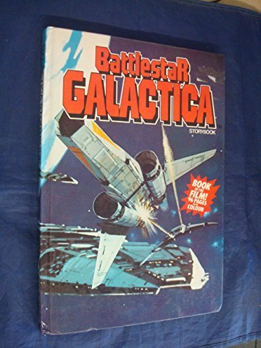 THE BATTLESTAR GALACTICA STORYBOOK