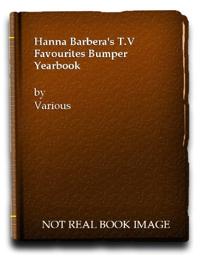 9780709790389: Hanna Barbera's T.V Favourites Bumper Yearbook