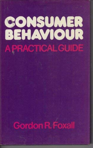 9780709902683: Consumer Behaviour: A Practical Guide