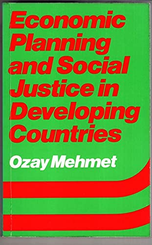 9780709903086: Economic Planning and Social Justice in Developing Countries