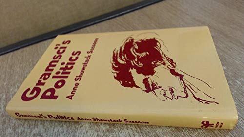 9780709903260: Gramsci's Politics