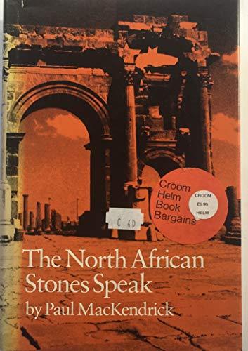 9780709903949: Stones of North Africa Speak