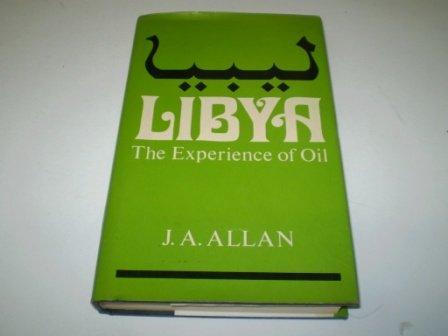 9780709904205: Libya: Experience of Oil