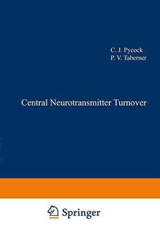9780709904717: Central Neurotransmitter Turnover