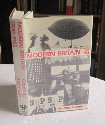 9780709905370: Modern Britain, 1700-1983: A Domestic History