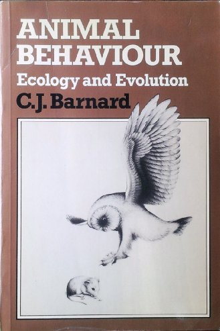 9780709906735: Animal Behaviour: Ecology and Evolution