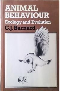9780709906735: Animal behaviour :: ecology and evolution