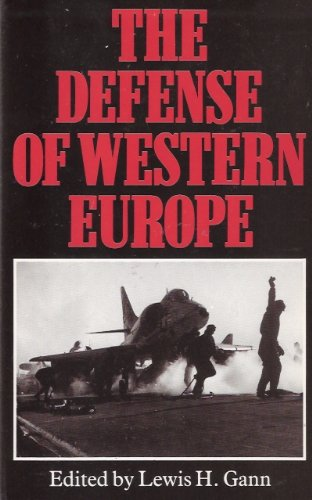 9780709911944: The Defence of Western Europe