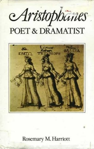 Aristophanes, poet & dramatist.: HARRIOTT, R.M.